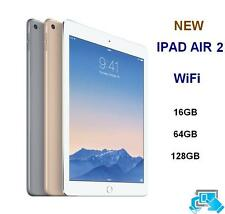 "Apple iPad Air 2 - Retina Display (16/64/128 GB) 9.7"" Tablet With Touch ID NEW"