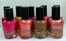 Original SATION Nail Polish Full Size 0.5oz You Choose From List #2