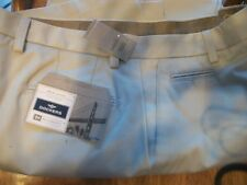 Dockers D4  Flat Front Classic Fit True Chino Relaxed Fit LIght beige   NWT
