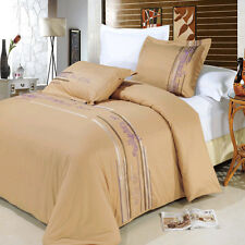 Cecilia Embroidered 8-PC Bed in a Bag 100% Egyptian Cotton