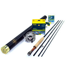 NEW - Winston Nexus 596-4 Fly Rod Outfit - FREE SHIPPING!