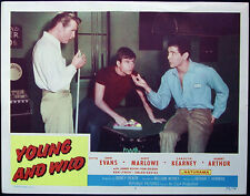 Young and Wild - 1958 - Movie Poster