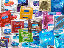 100X Choose Your CONDOMS Various UK Brands Flavours large small Delay Ribbed etc