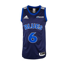 ADIDAS Blues Super rugby basketball vest [blue]