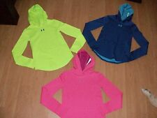 Under Armour Girls Cold Gear Pullover Hoodie, Many Colors&Sizes, MSRP $44.99