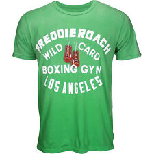 Roots of Fight Freddie Roach Wildcard Boxing Club Shirt BJJ MMA
