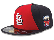 Official MLB 2014 St Louis Cardinals All Star Game New Era 59FIFTY Hat