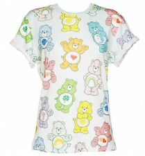 EXCLUSIVE Ladies Vintage Care Bears Ombre T-Shirt from Mr Gugu & Miss Go