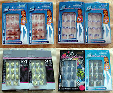 Pretty Woman Airbrush Nails - Choose your lot!