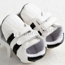 Lovely Pretty Baby Crib Anti-slip Shoes Girls Infant Toddler Newborn 3 Size #BTC