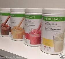 2 Canisters of  Herbalife formula 1 shakes- Any flavors- FREE SHIPPING