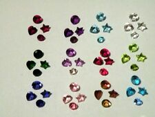 Birthstone Crystal Floating Charms Living Memory Locket BUY 3 GET 1 FREE