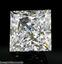 New PRINCESS CUT Ex Loose Lannyte Lab Created Diamond D Flawless 1,2,3,4,5 ct