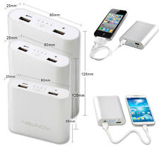 10000mAh power bank portable backup battery charger for iphone 6 plus samsung LG