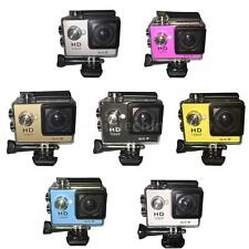 WiFi HD 1080P Car Cam DVR Sports DV Action Waterproof Camera Camcorder