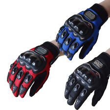 Motorcycle Motocross Outdoor Sport Riding Racing Cycling Full Finger Bike Gloves
