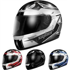 Cyber US-39 Motorcycle Street DOT Protection Adult Helmets
