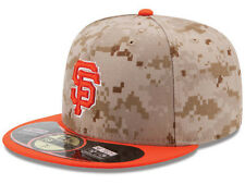 Official MLB 2014 Memorial Day San Francisco Giants New Era 59FIFTY Fitted Hat