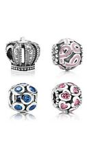 Silver charms metal beads fit European DIY charms  PAN styles LIMITED STOCK