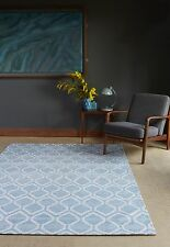Plantation Medina Duckegg 02 Luxury Rug in two sizes From £125