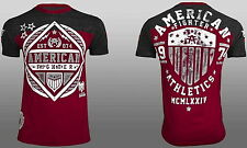 American Fighter AFFLICTION Mens T-Shirt FORT VALLEY Tattoo Biker UFC S-3XL $40