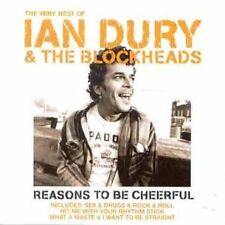 Ian Dury and the Blockheads : Reasons to Be Cheerful - Best CD (1999)