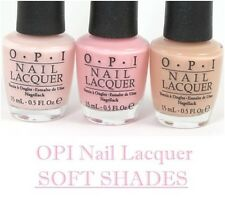OPI Nail Lacquer - Teintes Douces - 15ml - Vernis à Ongles