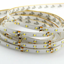 5M 3528 5050 5630 LED Strip Cool White Waterproof 300 or 600 LEDs Light BU