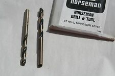 0-80  THRU 3/8-24   DOMESTIC TYPE 20-AG  PREMIUM SPIRAL PLUG TAPS WITH DRILL