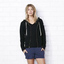 NWT! EVER brand ZIP HOODIE Jacket BLACK Women's Hoodie - SOLD OUT!  XS-S-M-L
