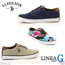 U.S. Polo Assn. fabric sneakers SS15 sneakers in tessuto P/Estate 2015