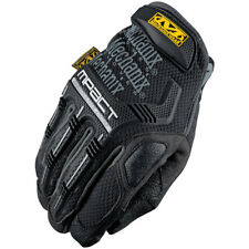 Mechanix Wear Tactical M-Pact Duty Work Mens Gloves Impact Protection Black Grey