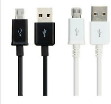 Micro USB Cable Cord Line Data Charger Samsung Galaxy S3 4 5 Note 3 4 Android