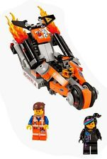 LEGO Movie 2014 Set 70808 Super Cycle Chase Emmett & Wyldstyle's Super Cycle