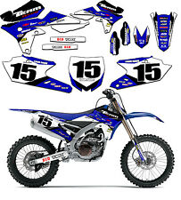 1993-2001 YAMAHA YZ 80 GRAPHICS KIT DECALS 2000 1999 1998 1997 1996 1995 1994