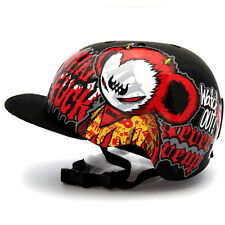 Motorcycle Helmet Decal Sticker Snowboarding Biker Hard Hat - Graphicer DMK 10