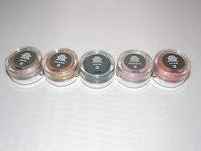 Bare Minerals Bare Escentuals Eyeshadow HIGH SHINE EYECOLOR .01 oz U CHOOSE New