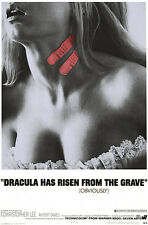 Dracula Has Risen From The Grave - 1968 - Movie Poster