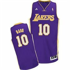Youth Los Angeles Lakers Steve Nash adidas Purple Replica Road Jersey - NBA