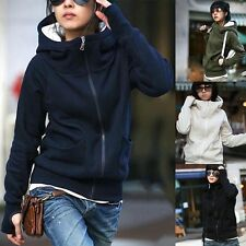 Fashion Jacket Women Winter Parka Warm Thicken hooded Blouse High Tie Coat