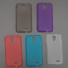 New Soft TPU Back Cover Clear Silicone GEL Protective Case Skin For DOOGEE DG280