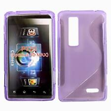 S-Line Wave TPU Soft Case Skin For LG Optimus 3D Max P720