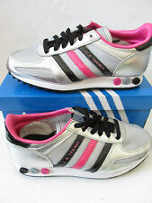 adidas originals LA trainer trefoil G64201 womens trainers sneakers shoes