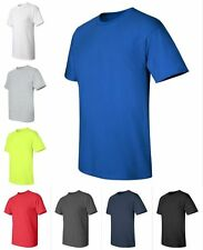 Gildan NEW Mens Tall Sizes: XLT - 3XLT 100% Ultra Cotton T-Shirt 2000T 8 Colors