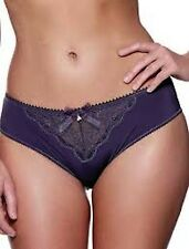 Charnos Classic Cherub Blackberry/ Purple Briefs sizes 14-18