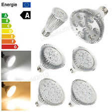 E27 Dimmable PAR20 PAR30 PAR38 LED Spot Light Down Lamp Bulb 6W 14W 18W 24W 36W