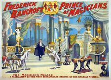 Quality POSTER on Paper or Canvas.Art Decoration.Frederick Bancroft Magic.4813