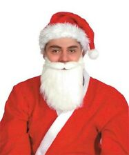 Santa Hat for Father Christmas Xmas Fancy Dress Accessory