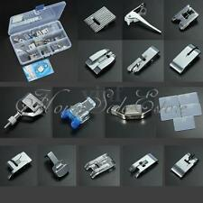 Domestic Sewing Machine Presser Foot Feet Part For Janome Brother Singer Toyota