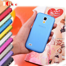 For Samsung Galaxy S4 MINI I9190 TPU Case Ultra Slim 0.3mm Scrub Translucent